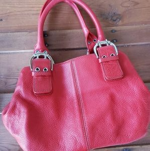 Handbags - VINTAGE LEATHER BAG SMALL MINI LEATHER SATCHEL